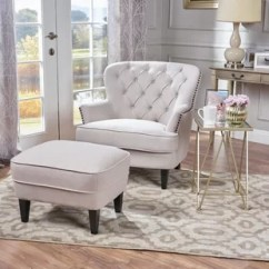 Bedroom Chair With Skirt Black Covers Purple Sash Farmhouse Accent Chairs Birch Lane Quickview