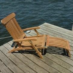 Teak Steamer Chair Green Bedroom Wayfair Indoor Outdoor Lounge