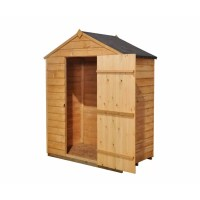 Forest Garden 5 x 3 Wooden Storage Shed & Reviews ...