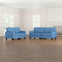 Blue Living Room Sets Light Oak Floor You Ll Love Wayfair Quickview Gray