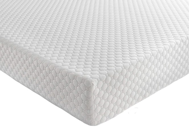 7 Zone Memory Foam Mattress