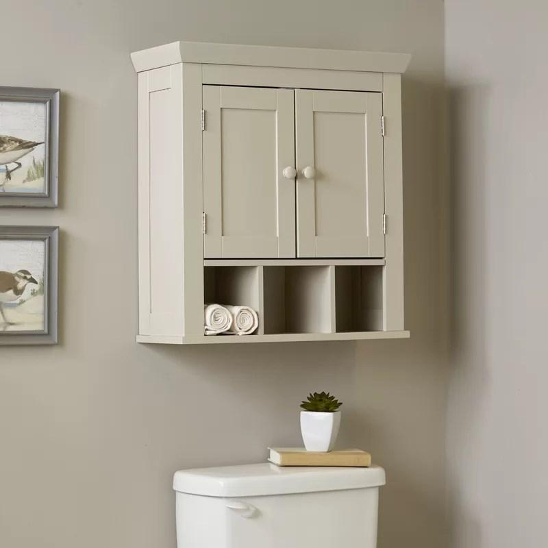 Caraway Bathroom Wall Cabinet  Reviews  Birch Lane