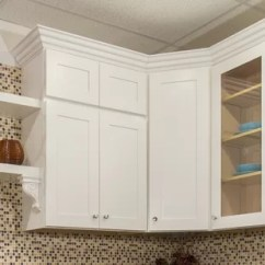 Kitchen Corner Cabinet Outside Grill Tall Wayfair Shaker 39 X 34 5
