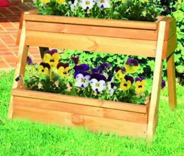 Marche Wooden Vertical Garden
