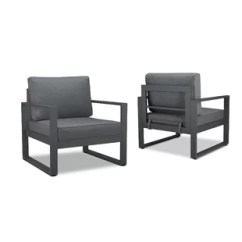 Patio Club Chair Texas Star Rocking Modern Outdoor Lounge Chairs Allmodern Quickview