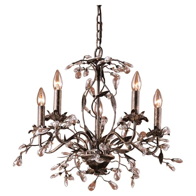 Edna 5 Light Chandelier