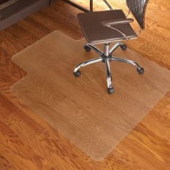 Chair Mat For Hardwood Floors Egg Basket Hanging Mats You Ll Love Wayfair Everlife Hard Floor Office