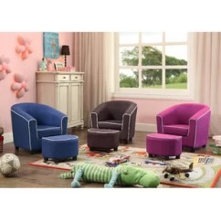 Kids Chair And Ottoman Folding Picnic Chairs Uk Birch Lane Quickview