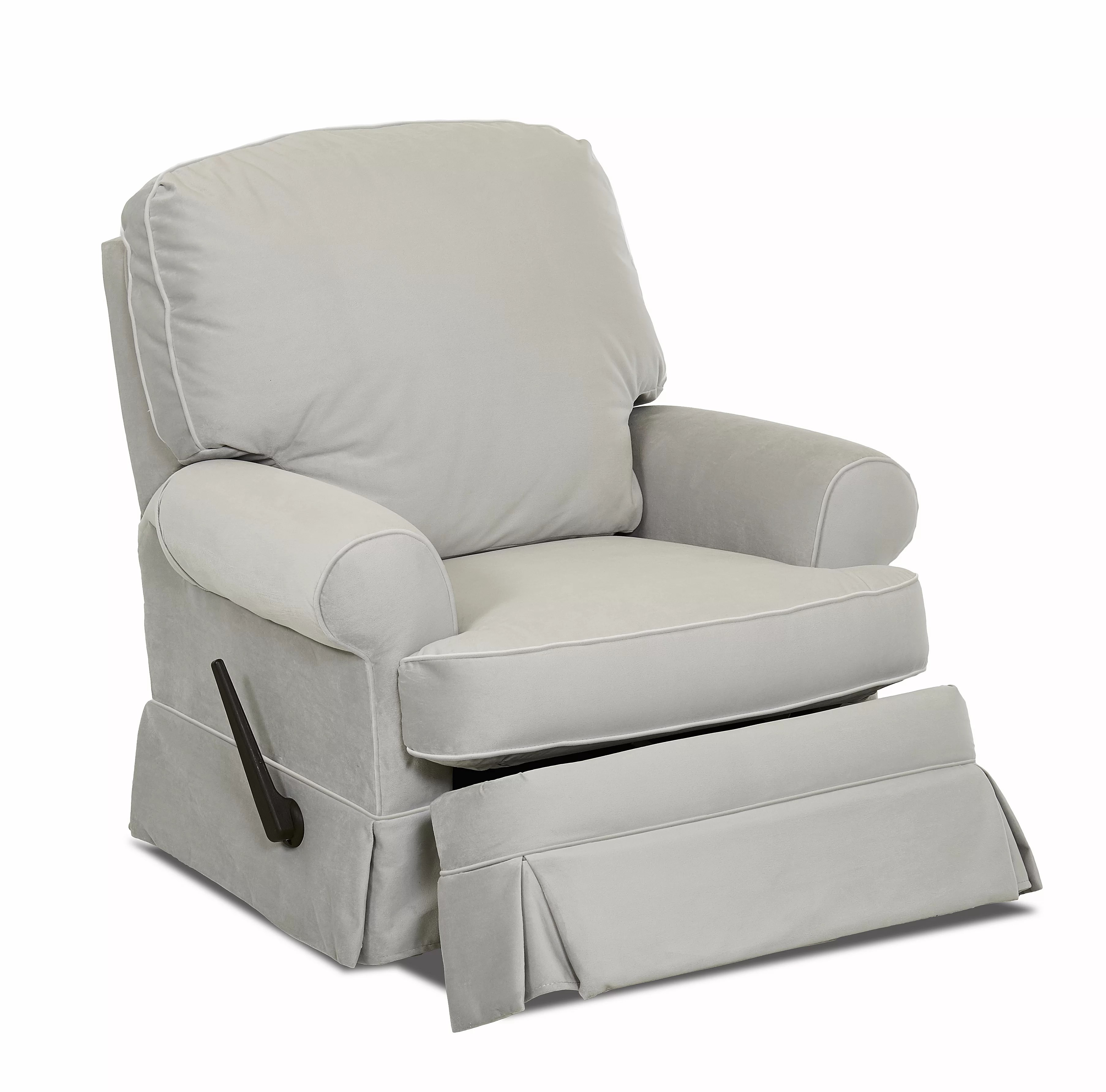 Swivel Rocker Recliner Chair Bingham Swivel Glider Recliner