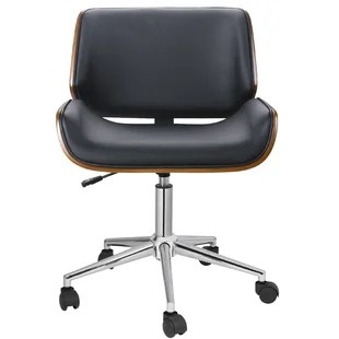 contemporary office chairs wheelchair knee modern allmodern quickview