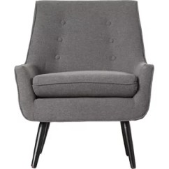 Gray Side Chair Patio Rocker Grey Accent Chairs You Ll Love Wayfair Quickview