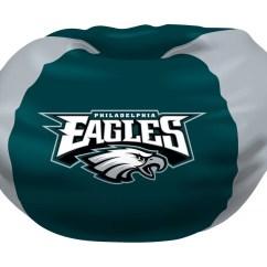 Philadelphia Eagles Chair Conant Ball Furniture Makers 1852 Northwest Co Nfl Bean Bag And Reviews Wayfair