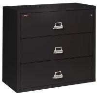 FireKing 3-Drawer Lateral File Cabinet | Wayfair
