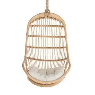 swing chair wayfair beach canopy hanging indoor chairs ca save