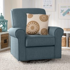 Avery's Chair Covers And More Swivel Regal Delta Children Avery Glider Reviews Wayfair