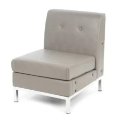 Leather Chrome Chair Hoveround Power Chairs Sarasota Fl And Wayfair Quickview