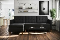 Stigall Reversible Sleeper Sectional & Reviews