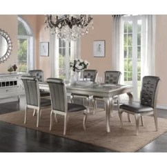 Dining Room Tables And Chairs Hanging Chair How To Install Adele Set Wayfair 7 Piece