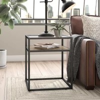 Brown Metal End & Side Tables You'll Love in 2019