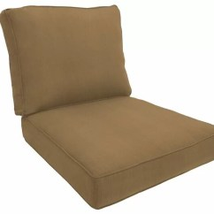 Lounge Chair Cushions Cheap Kitchen Tables With Chairs Eddie Bauer Sunbrella Cushion Reviews Wayfair