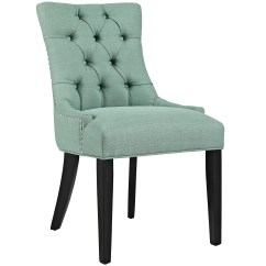 Green Upholstered Dining Chairs Advanced Church Sage Chair Wayfair Quickview