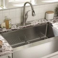 Oversized Kitchen Sinks Backsplash Ideas On A Budget Guide To Sink Styles Wayfair