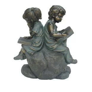 kids reading chair hanging basket kid wayfair two on a stone statue