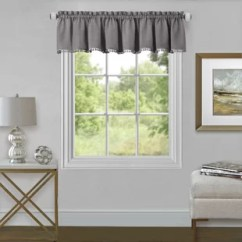 Kitchen Window Valance Building An Outdoor Valances Cafe Curtains You Ll Love Wayfair Ca Save