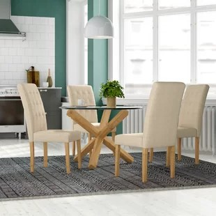 round dining table for 6 chairs life guard chair wayfair co uk search results