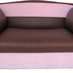 Mini Dog Sofa Donate A Keet Two Toned And Reviews Wayfair