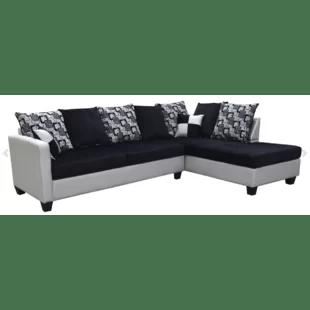 loose pillow back sofa replacement pillows bed with pocket sprung mattress sectional wayfair noyola