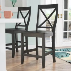 Kitchen Bar Chairs Canvas Art Farmhouse Stools Birch Lane