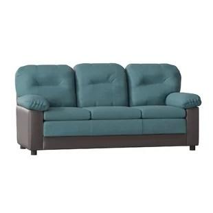 aqua sofa mid century modern table wayfair ca claire
