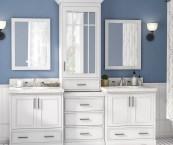 bathroom vanities with double sinks