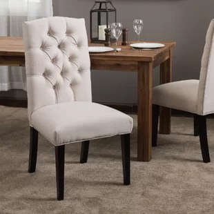 beige dining chairs soft toddler kitchen you ll love wayfair quickview