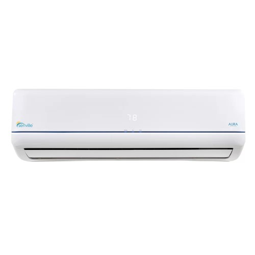 small resolution of senville aura 36 000 btu energy star ductless mini split air conditioner with remote wayfair