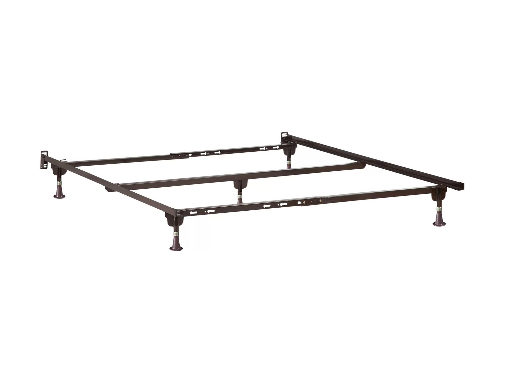 Atlantic Furniture Premium Metal Bed Frame Amp Reviews