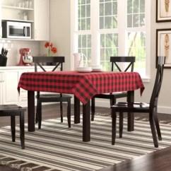 Buffalo Check Sofa Cover Left Chaise Sectional Plaid Wayfair Salerno Tablecloth