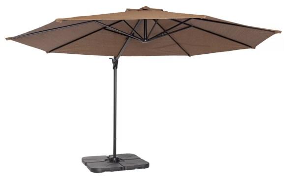 Coolaroo 12' Cantilever Umbrella &