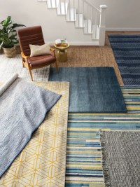Ginsberg Light Gray/Gold Area Rug & Reviews