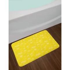 Yellow Kitchen Rugs Apron Sinks Lemon Rug Wayfair Lemons And White Bath