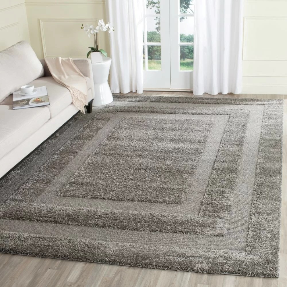 memory foam kitchen runner ideas beachcrest home altha gray area rug & reviews | wayfair