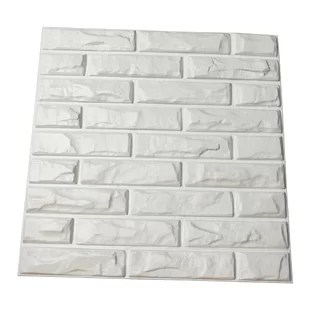 3d brick wall panels