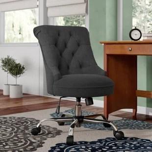 desk chair tall folding job lot big chairs you ll love wayfair quickview