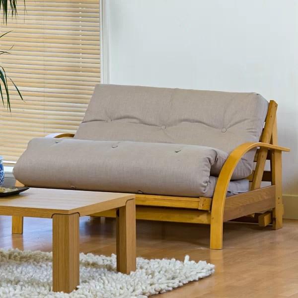 Kyoto NewYork Futon Sofa & Reviews