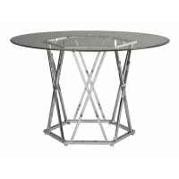 Glass Kitchen & Dining Tables You'll Love in 2019 | Wayfair