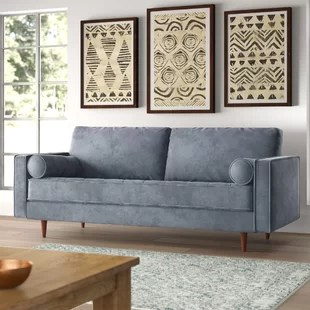bohemian sofa bed vancouver island sofas you ll love wayfair ca save