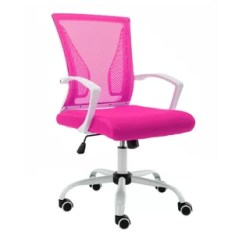 Desk Chair Pink Boston Rocking Blush Wayfair Quickview