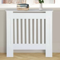Brambly Cottage Stambruges Small Radiator Cover & Reviews ...