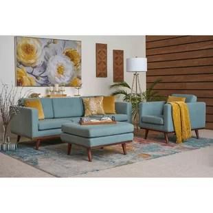 blue living room sets light grey laminate flooring you ll love wayfair quickview